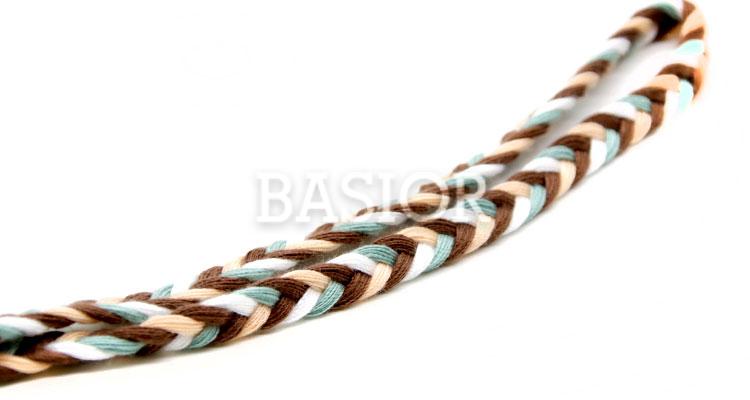 Pleciony sznurek
