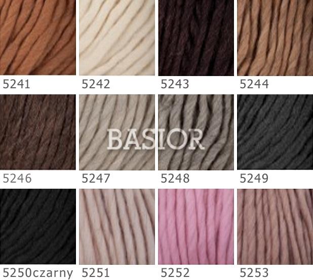 wzornik Pure Wool