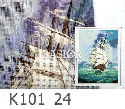 Kanwa K10124